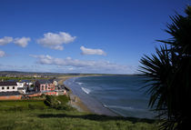 Tramore Strand, Tramore, County Waterford, Ireland von Panoramic Images