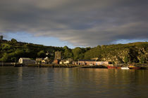 Ballyhack Ferry Harbour, Hook Peninsula, County Wexford, Ireland von Panoramic Images
