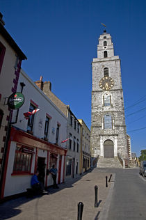 St Ann's Church, Shandon, Cork City, County Cork, Ireland by Panoramic Images