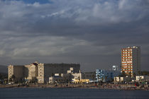 Buildings at the waterfront, Playa Piriapolis, Piriapolis, Maldonado, Uruguay by Panoramic Images