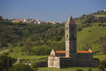 Church on a landscape von Panoramic Images