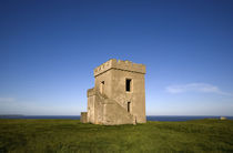 "Ardmore ""Castle"" Watch Tower and Signal Station von Panoramic Images"