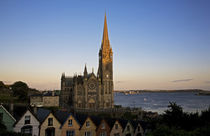 St Coleman's Cathedral, Cobh, County Cork, Ireland von Panoramic Images