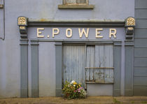 Derelict Shop, Kilmaganney, County Kilkenny, Ireland by Panoramic Images