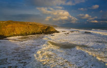 Stage Cove, Near Bunmahon, The Copper Coast, County Waterford, Ireland von Panoramic Images