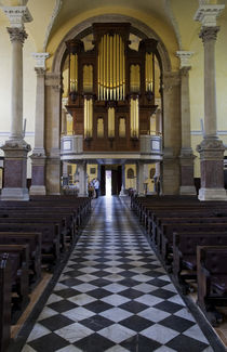 The Organ in Christ Church Cathedral (1770), Waterford City, Ireland by Panoramic Images