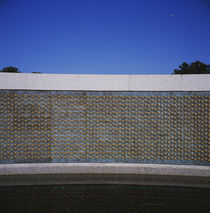 Close-up of a monument by Panoramic Images