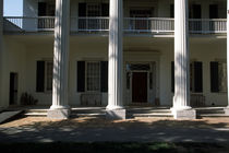 Colonnade of a museum, The Hermitage, Nashville, Davidson County, Tennessee, USA by Panoramic Images