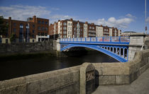 The Rory O'More Bridge, Over The River Liffey, Dublin, Ireland von Panoramic Images