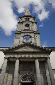 The Facade of Christ Church Cathedral, Waterford City, Ireland by Panoramic Images