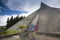 Museum on a landscape von Panoramic Images