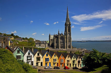 "Cobh Cathedral Ireland ""st Colman's Cathedral Cobh"