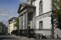 The Facade of Christ Church Cathedral, Waterford City, Ireland von Panoramic Images