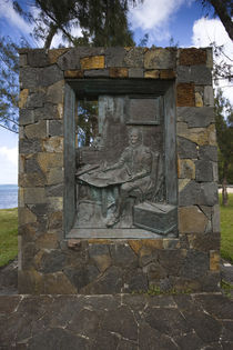 Monument of Matthew Flinders, Baie Du Cap, Mauritius by Panoramic Images
