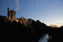 Lismore Castle, Lismore, County Waterford, Ireland by Panoramic Images