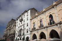 Buildings in a city, Plaza 9 De Julio, Salta, Argentina by Panoramic Images