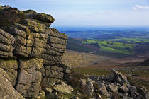 Craggy Outcrop, Monavullagh Mountains, County Waterford, Ireland von Panoramic Images