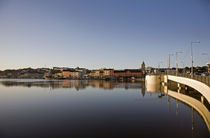 Bridge over the River Suir, Waterford City, County Waterford, Ireland von Panoramic Images