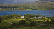 Views over Bearhaven, From Bear Island, Beara Peninsula, County Cork, Ireland by Panoramic Images