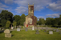 Old CI Church, Danesfort, County Kilkenny, Ireland von Panoramic Images