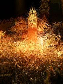Fog on the Venetian Tower -  Las Vegas, Nevada von Eye in Hand Gallery