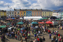 Waterford Festival of Food, Food Fair, Dungarvan, Co Waterford, Ireland von Panoramic Images