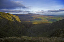 View from Farbreaga, Monavullagh Mountains, County Waterford, Ireland by Panoramic Images