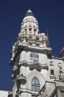 Low angle view of a building by Panoramic Images