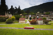Miniature Switzerland model theme park von Panoramic Images