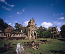 Angkor Wat Temple Complex, Angkor, Cambodia by Panoramic Images