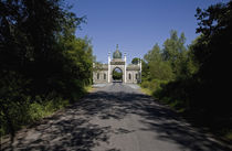 Dromana Gates, Near Cappoquin, County Waterford, Ireland von Panoramic Images
