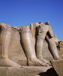 Ruins of a statue, Egypt by Panoramic Images