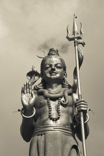 Statue of Lord Shiva the Hindu God by Panoramic Images