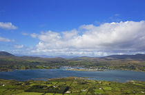 Castletownbere, From Bear Island, Beara Peninsula, County Cork, Ireland von Panoramic Images