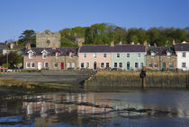 Strangford Harbour, Co Down, Ireland von Panoramic Images