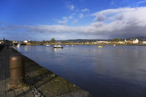 Dungarvan Harbour, County Waterford, Ireland von Panoramic Images