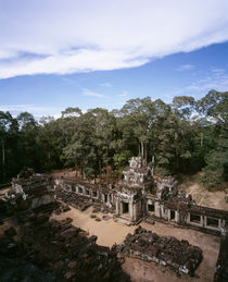 Angkor Wat Temple Complex, Cambodia by Panoramic Images