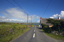 Boatstrand Village, Copper Coast, County Waterford, Ireland von Panoramic Images