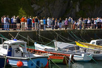 Blessing of the Boats von Panoramic Images