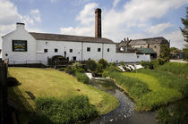 Lockes Whiskey Distillery (1757), Kilbeggan, County Westmeath, Ireland von Panoramic Images