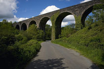 Disused Railway Viaduct, Near Stradbally, County Waterford, Ireland by Panoramic Images