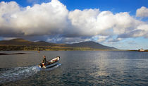 Boatman on Bear Haven by Panoramic Images