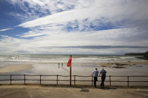 The Promenade and Beach, Tramore, County Waterford, Ireland von Panoramic Images