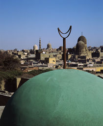Dome of a mosque, Cairo, Egypt by Panoramic Images