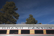 Grand Canyon tourist train car von Panoramic Images