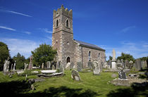 Duncormick Church, County Wexford, Ireland by Panoramic Images