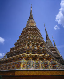 The Grand Palace, Bangkok, Thailand von Panoramic Images