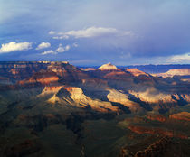 View of Grand Canyon from Shoshone Point by Panoramic Images