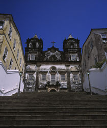 Low angle view of a church, Pelourinho, Salvador, Brazil by Panoramic Images