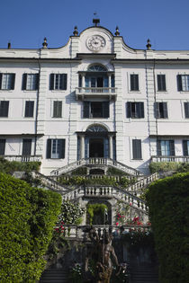 Facade of a building von Panoramic Images
